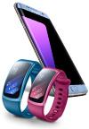 С Samsung Galaxy S7 стильные смарт-часы в подарок
