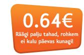 0.64 euro